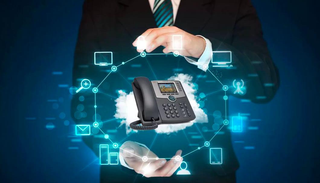Организация телефонной связи с помощью цифровых каналов
