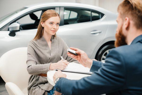 Развод при оформлении автомобиля