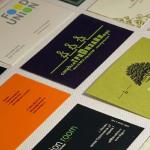 Как выбрать дизайн визиток
