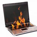 Типичные неисправности ноутбуков