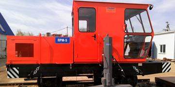 Оборудование для выполнения регламентных работ на железной дороге