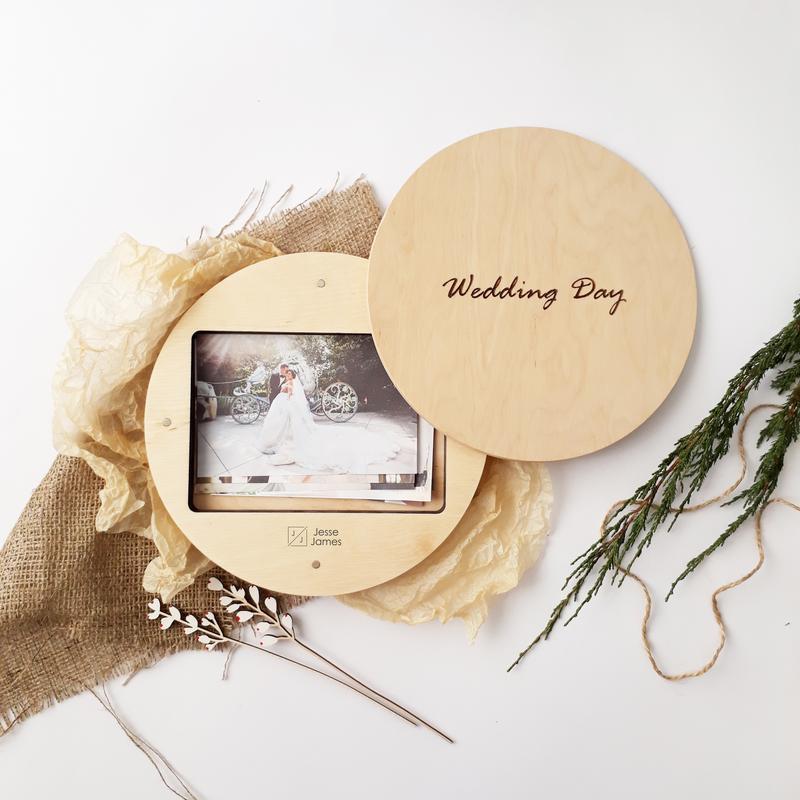 Свадебный фотоальбом, который поможет сохранить ваши воспоминания