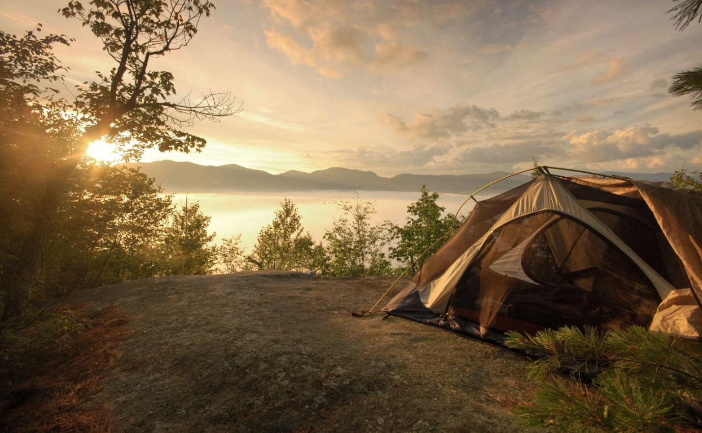 Как правильно подготовится к летнему походу?