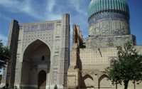 Fascinating journey to the sands of Uzbekistan