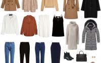 Капсульный гардероб для женщин