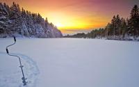 Костюмы для зимней рыбалки и охоты