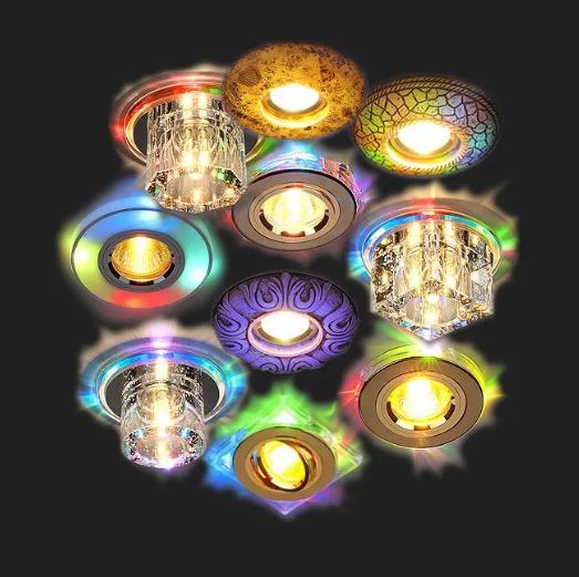 Правильно выбираем точечные светильники в 2018 году