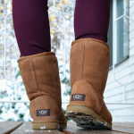 Самая удобная обувь на зиму