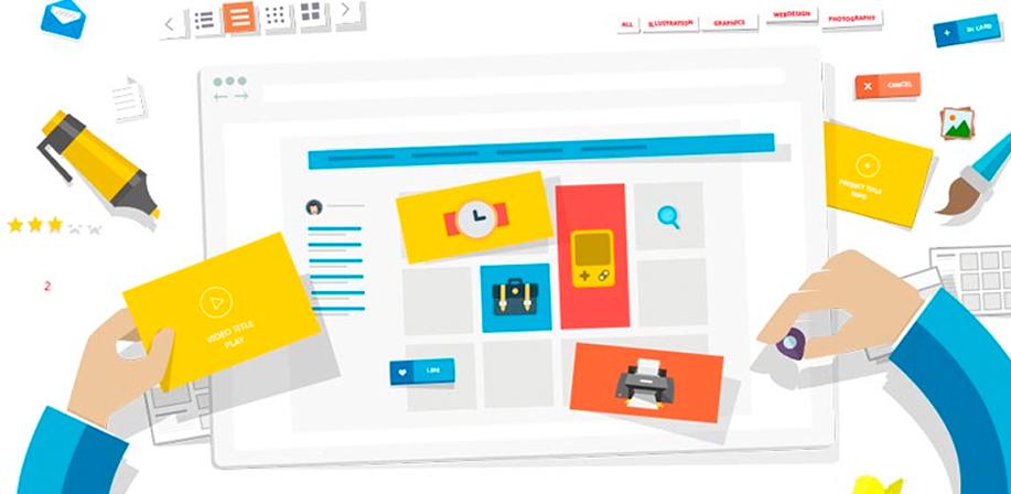 Выбор дизайна для Landing Page