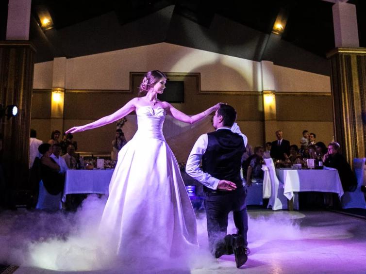 Выбор свадебного танца — интересные предложения