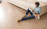 В чем преимущества напольного пробкового покрытия?
