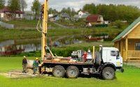 Бурение скважин для воды: доверьте эту работу лучшим специалистам