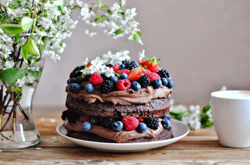 Где поесть вкусный торт в Киеве?