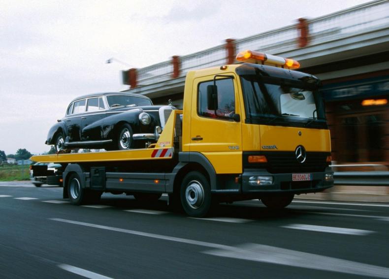 Когда машина сломалась: как проходит вывоз авто эвакуатором