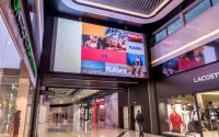 Идеи по размещению светодиодных экранов в торговых центрах