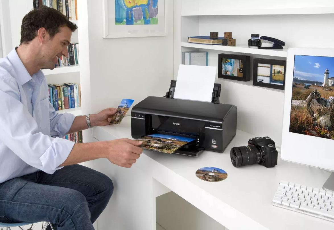 О выборе домашнего принтера