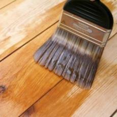 Подготовка деревянного пола к лакировке