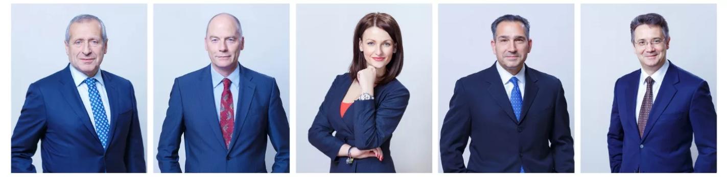 Роль атмосферы и позирования в деловом портрете
