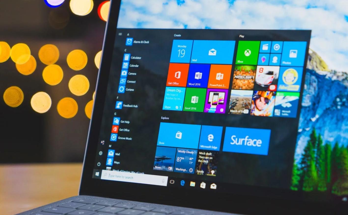 Windows 10: секреты пользования