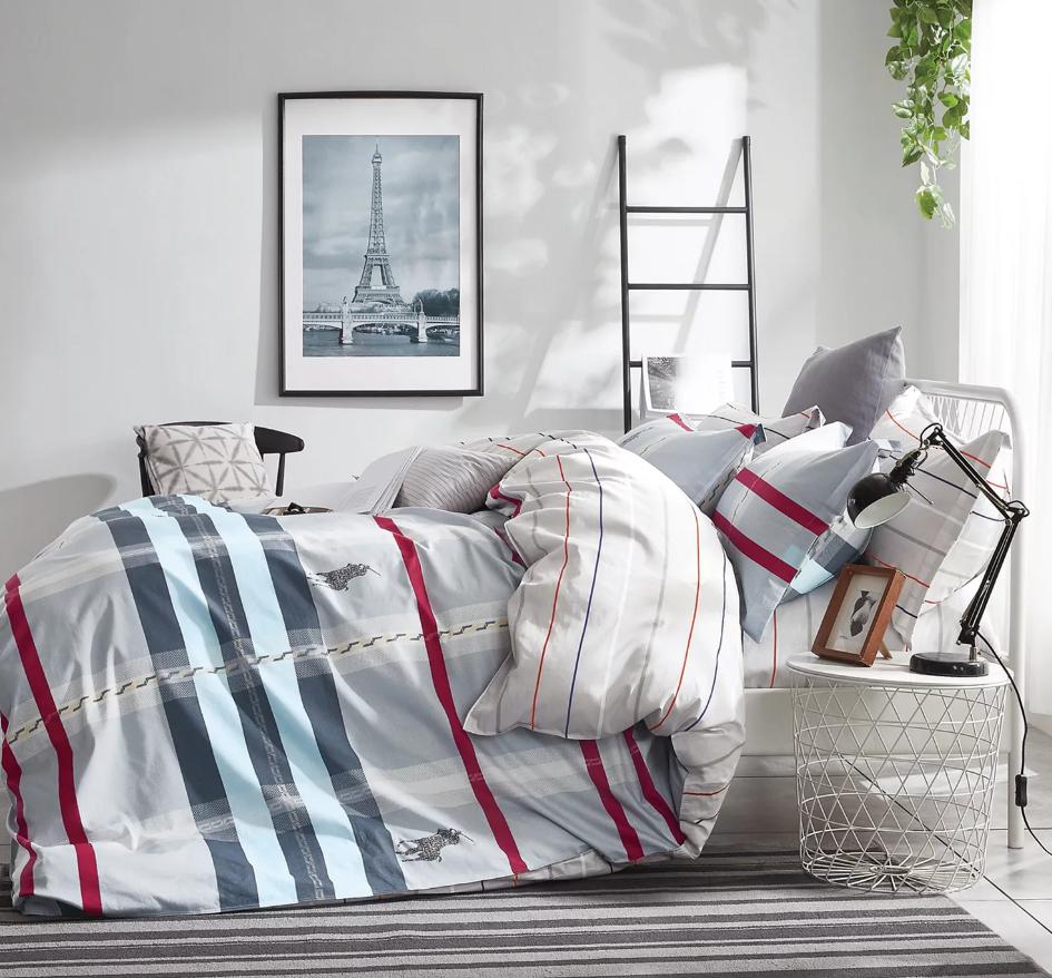 Из каких тканей коллекции постельного белья ТМ Вилюта?