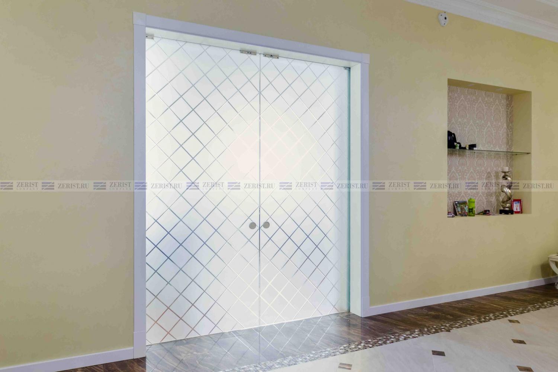 Раздвижные стеклянные двери доступная практичность