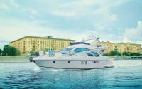 Сколько стоит покататься на яхте в Москве
