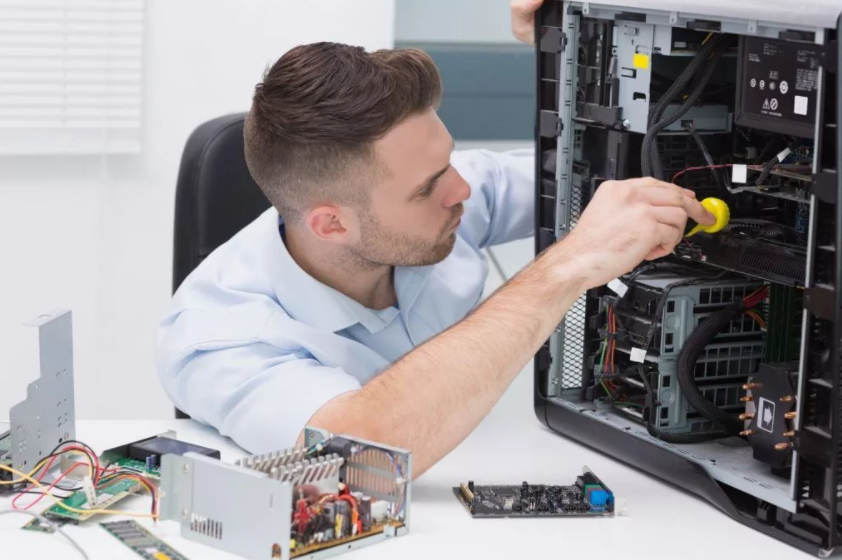 Если сломался компьютер, где быстро его починят?