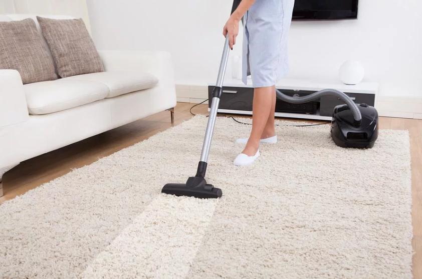 Как вернуть ковру утраченный внешний вид