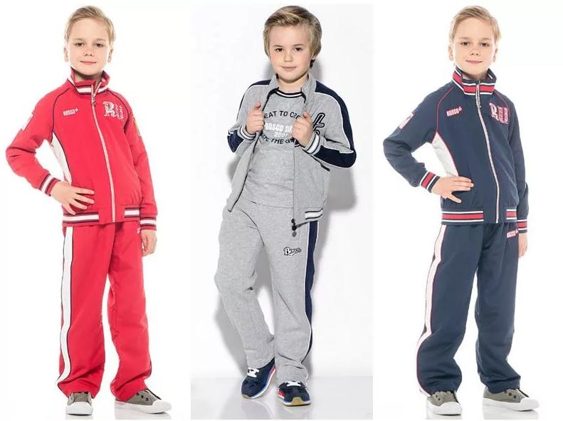 Как выбирают спортивную одежду для детей