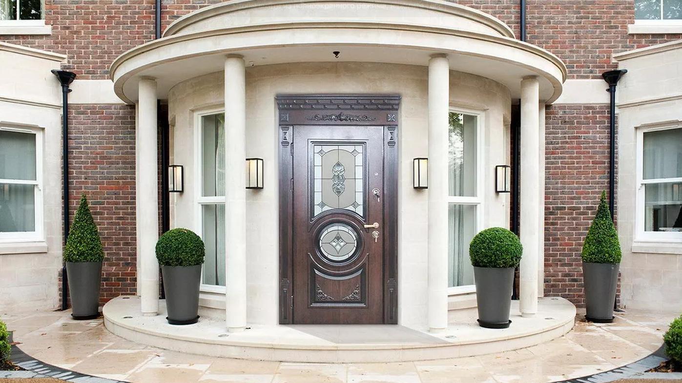 Как выбрать входную дверь в дом?