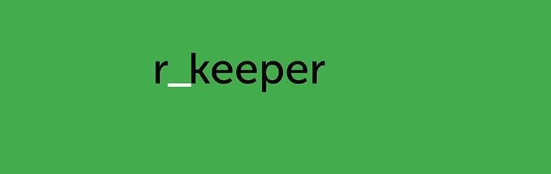 «R-Keeper» — программа для кафе и ресторанов