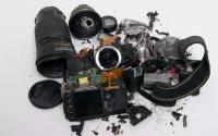 Сломался фотоаппарат