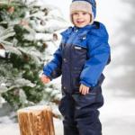 Комбинезон Kerry - отличный выбор на зиму для вашего ребенка!