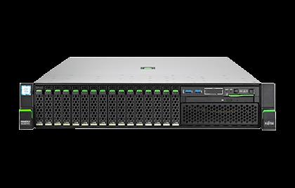 Серверная установка Fujitsu rx2540 m4: основные преимущества и технические характеристики