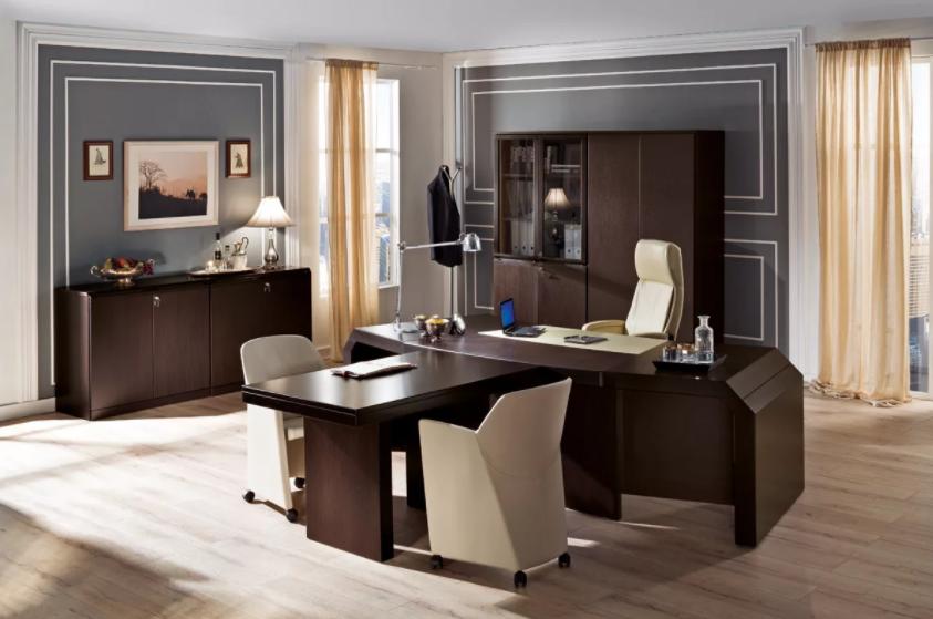 Экономия денег на приобретение мебели для офиса
