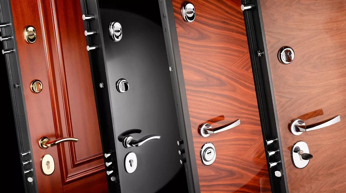 Правильный выбор металлических входных дверей