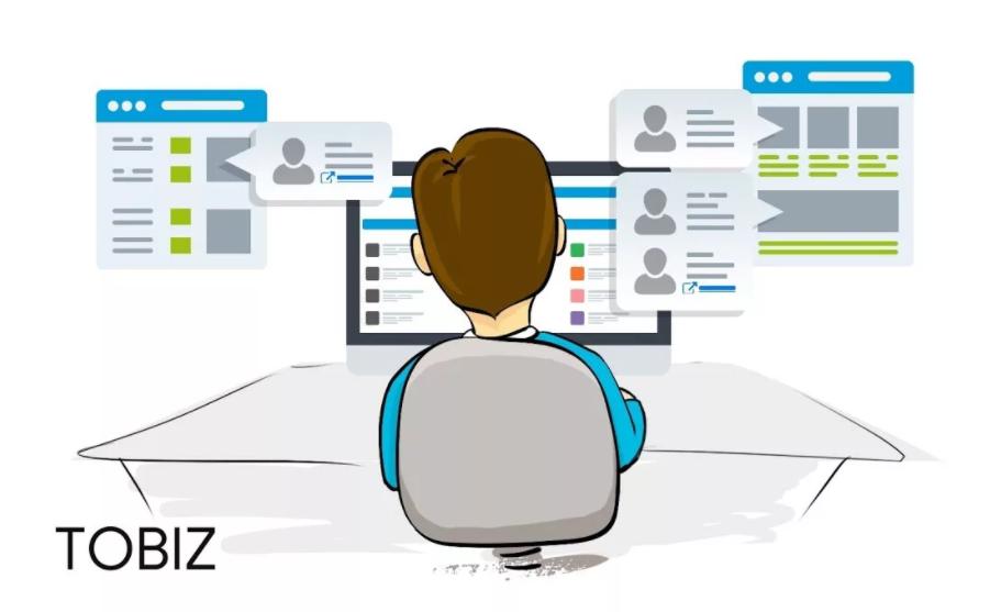 Конструктор сайтов TOBIZ: функциональность и дизайн