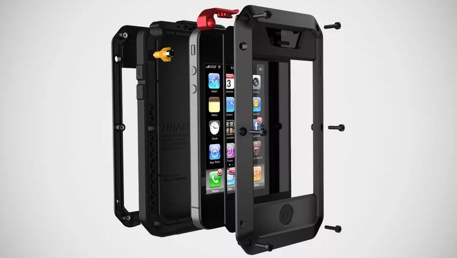 Оптимальная защита современного телефона