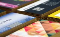 Печать визиток с помощью новых технологий