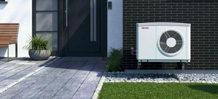 Тепловые насосы для кондиционирования либо обогрева дома