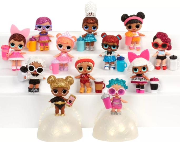 Куклы L.O.L. – лучший подарок для девочек