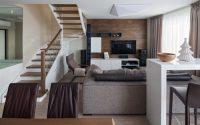 Двухуровневая квартира: уютно, стильно и современно