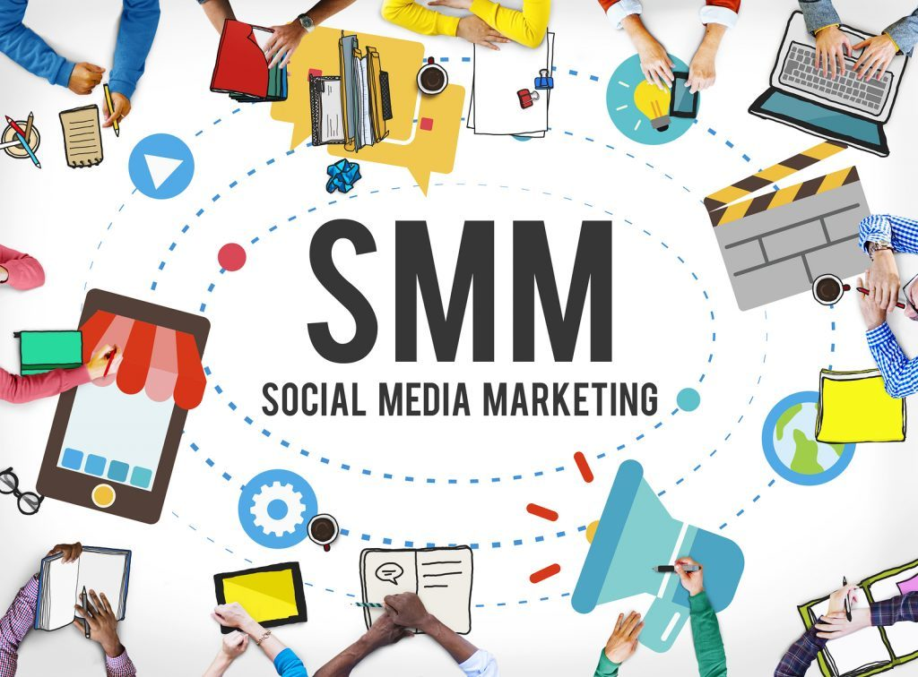 SMM услуга и продвижение