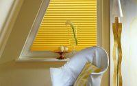 Рулонные шторы на скошенные окна