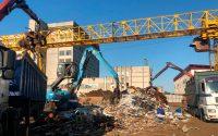 Продажа металлического лома в Киеве
