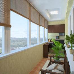 Остекление лоджий и балконов от специалистов под ключ: выгодное решение для повышения комфорта жилища