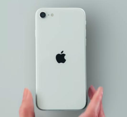 Что представляет собой смартфон Apple iPhone SE 2020 256Gb White?