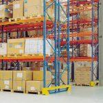 Выбор и типы складских стеллажей
