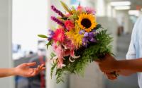 Доставка цветов - отличный сюрприз!