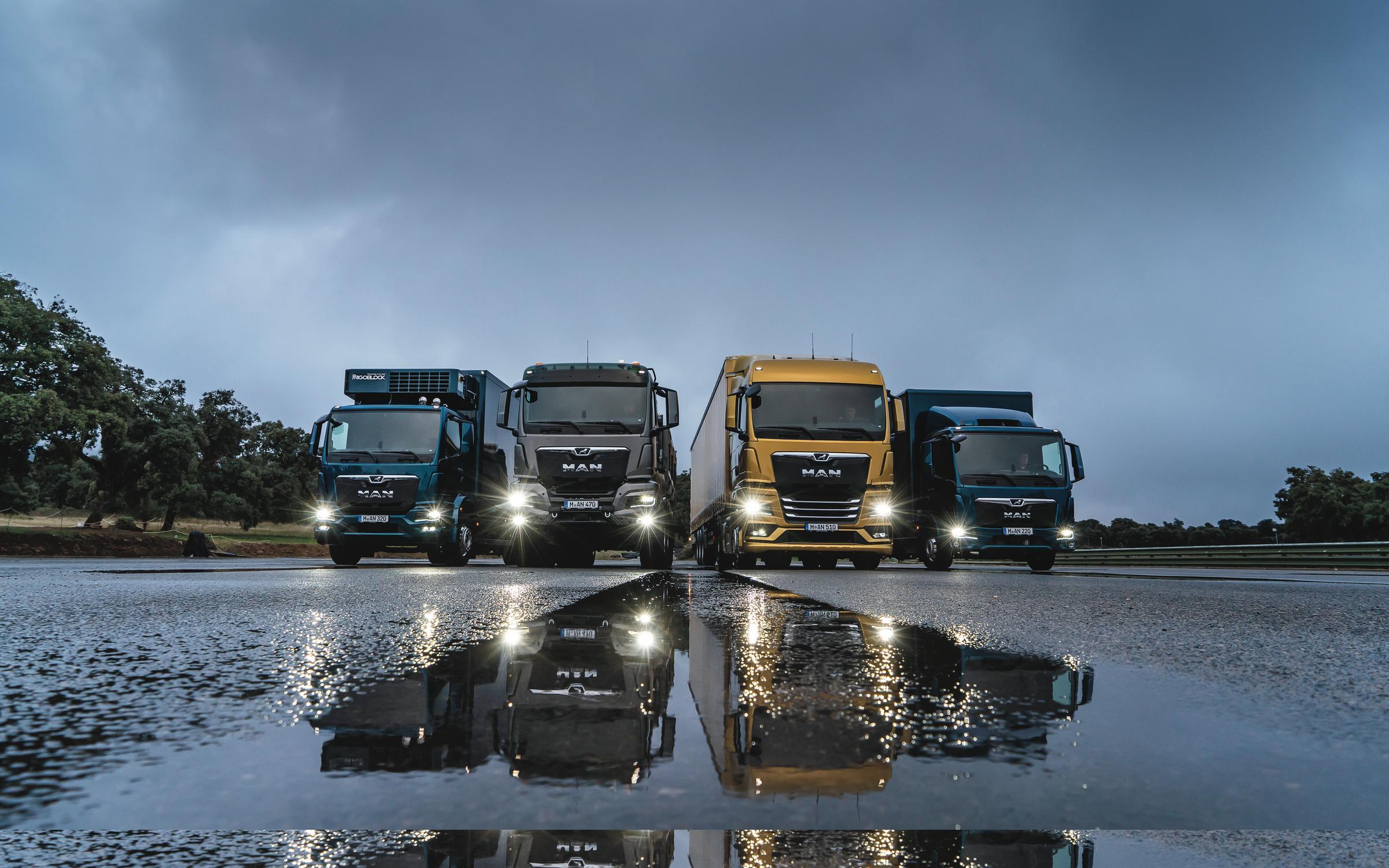 УКРРОСТЕХНО — лучший сервис грузовиков ман в Украине